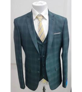 Мужской костюм тройка DL-002