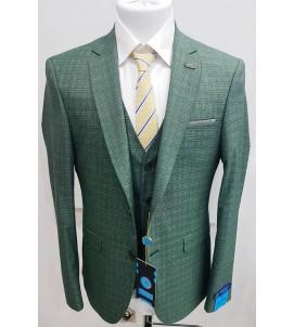 Мужской костюм тройка DL-006
